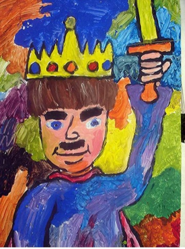King Herod 1 (sixth class boy)